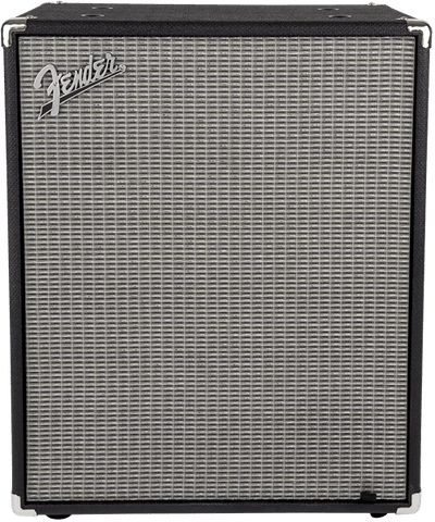Rumble 210 (V3) Cabinet Black and Silver.