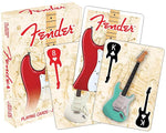 Fender Stratocaster Licensed Playing Cards.