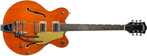 G5622T Electromatic Center Block Double-Cut with Bigsby Rosewood Fingerboard Vintage Orange