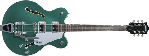 G5622T Electromatic Center Block Double-Cut with Bigsby Laurel Fingerboard Georgia Green