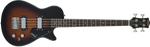 G2220 ELECTROMATIC JUNIOR JET BASS II SHORT-SCALE BLACK WALNUT FINGERBOARD TOBACCO SUNBURST