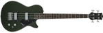 G2220 Electromatic Junior Jet Bass II Short-Scale Black Walnut Fingerboard 30.3 Scale Torino Green