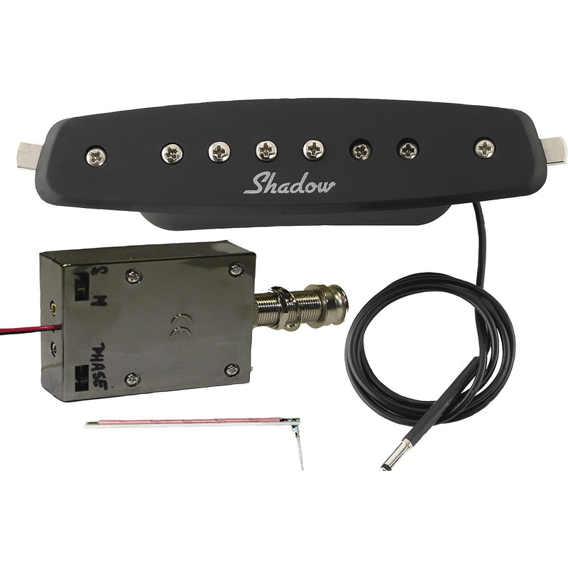 SH142 Soundhole & Piezo Pickup.