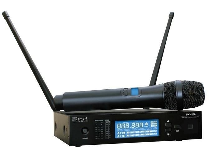 Smart SWM250BP Wireless Body Pack Sys.