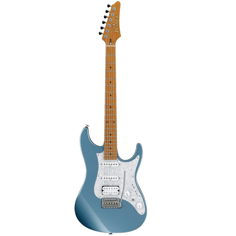 Ibanez Prestige AZ2204 Ice Blue Metallic.