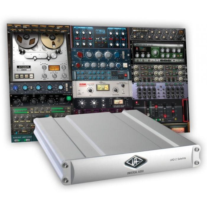 Universal UAD-2 Satellite Duo.