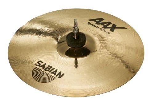 "Sabian 21005X AAX 10"" Splash."
