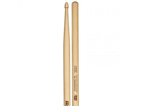 Meinl Standard 7aw Wood Tip Drum Sticks