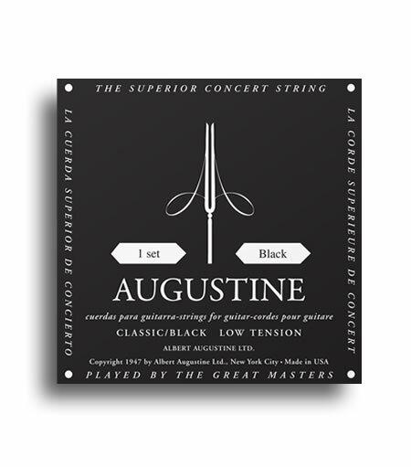 Augustine Classical Guitar Stringing Set.