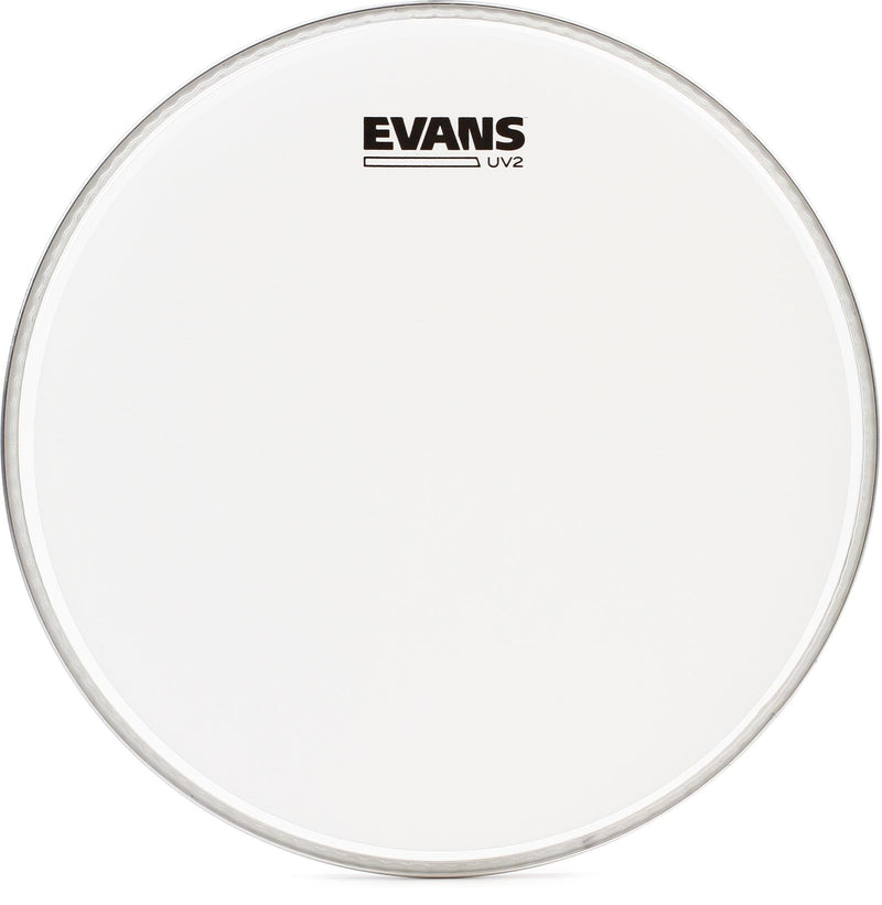 "Evans 13"" UV2 Coated Head at Five Star Music 102 Maroondah Highway Ringwood Melbourne Music Guitar Store."