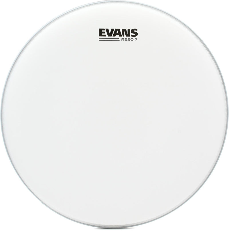 Evans Reso 7 14 Inch Tom Single Ply Coated at Five Star Music 102 Maroondah Highway Ringwood Melbourne Music Guitar Store.