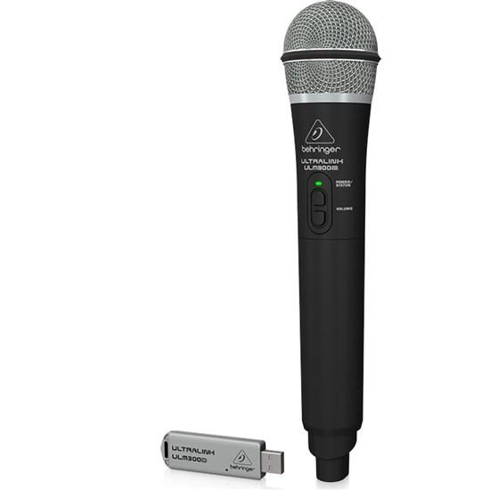 Behringer Ultralink ULM300USB Wireless Microphone.