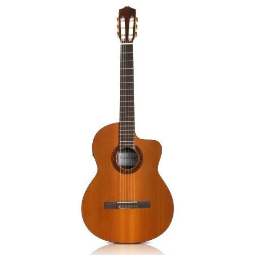 Cordoba C5-CET Thin Body Acoustic/Electric with Cutaway.