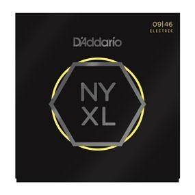 NYXL Daddario Electric Guitar String Set 09/46.