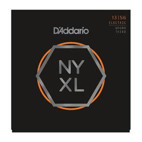 NYXL Daddario Electric Guitar String Set 13-56