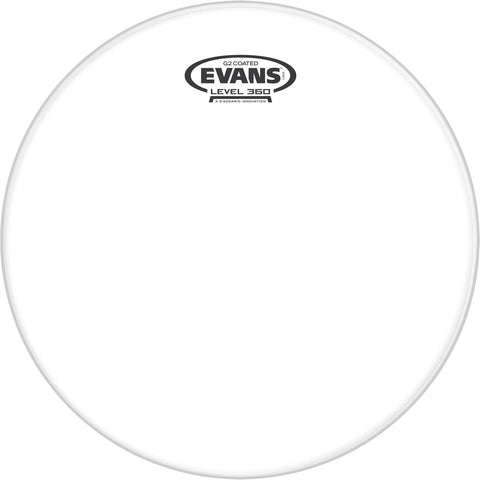 Evans G2 22 Inch Bass Drum Head Coated