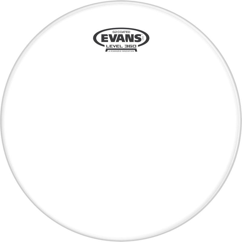 Evans G2 22 Inch Bass Drum Head Coated.