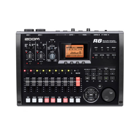 R8 Recorder/Interface/Controller