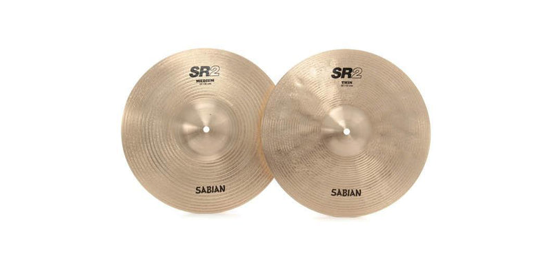 "SABIAN SR16T SR2 16"" THIN CRASH."