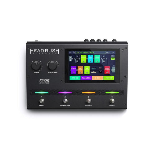 Headrush Compact Modelling Effects Pedalboard