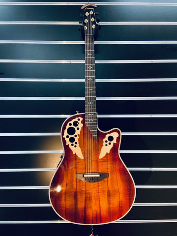 Ovation Elite Plus KOA Top