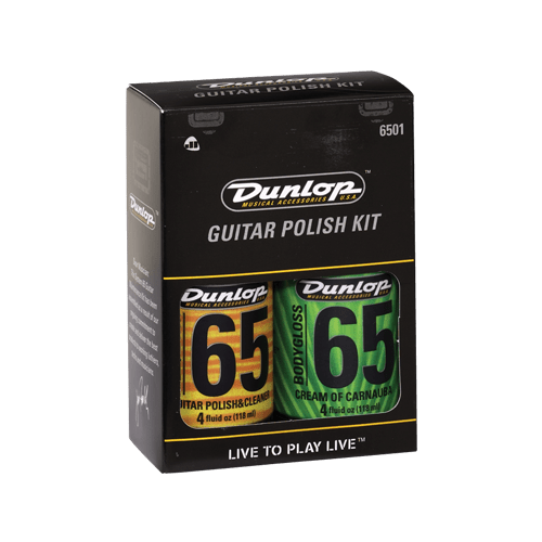 Dunlop Guitar Care Kit.