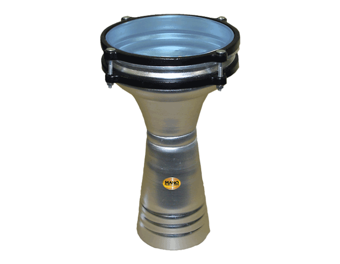 Mano Percussion MP978 Darbuka Aluminium.