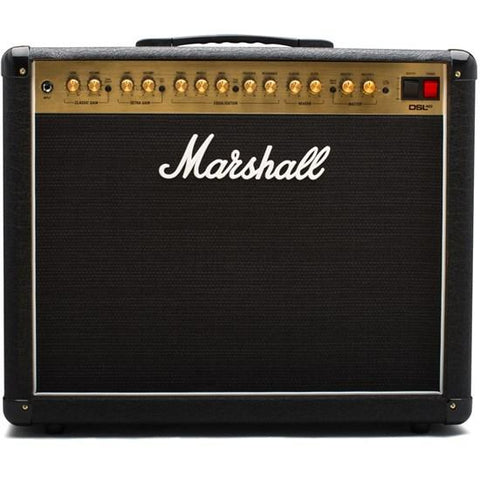 Marshall DSL40C 40W 2 Channel 1 x 12 Valve Combo