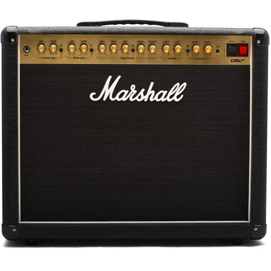Marshall DSL40C 40W 2 Channel 1 x 12 Valve Combo.