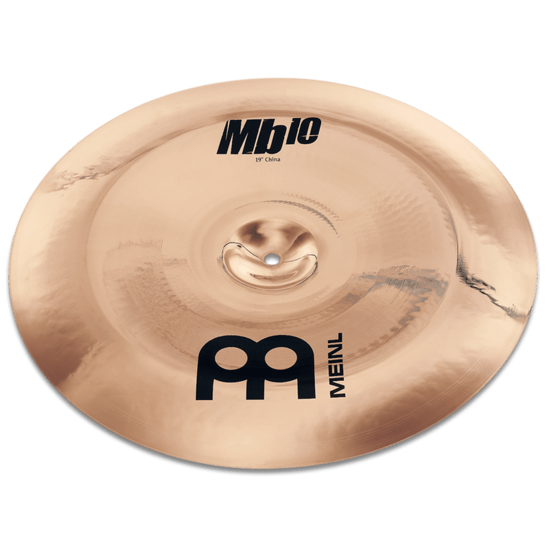 "Meinl MB10 17"" China."