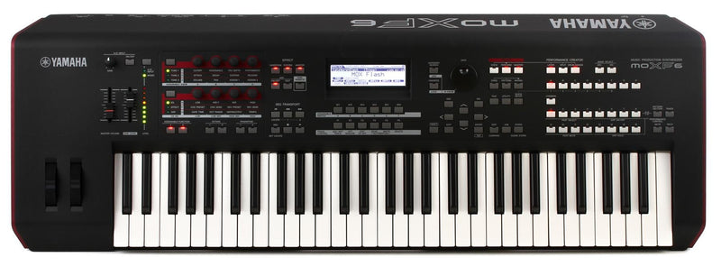Yamaha MOXF6 Music Workstation 61 Key.