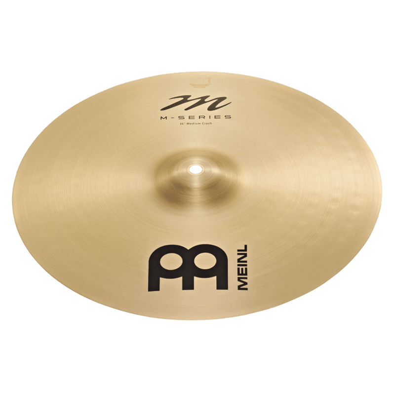 "Meinl M-Series 16"" Traditional Medium Crash."
