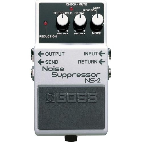 BOSS NS-2 Noise Suppressor.