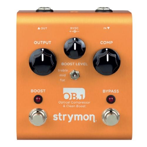 Strymon OB1 Compressor/Boost.