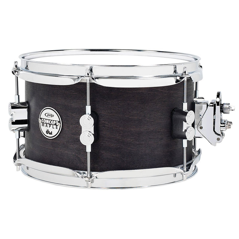 PDP Concept Maple Black Wax Snare 6? x 10?.