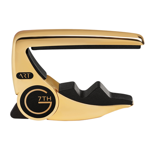 G7 Performance 3 Capo in Gold