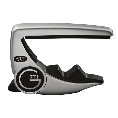 G7 Performance 3 Capo in Silver