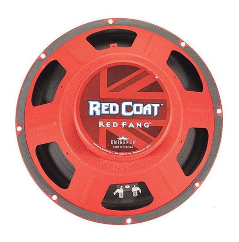 Eminence Red Fang Speaker 8OHM