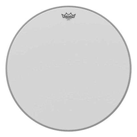 Remo Ambassador 22 Inch Bass Drum Head Coated