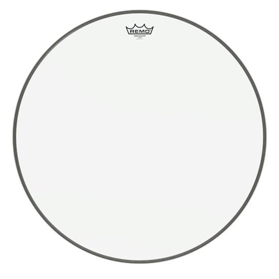 Remo Ambassador 22 Inch Bass Drum Head Clear.