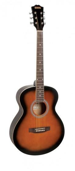 Redding Grand-C Acoustic Guitar Tobacco Sunburst.