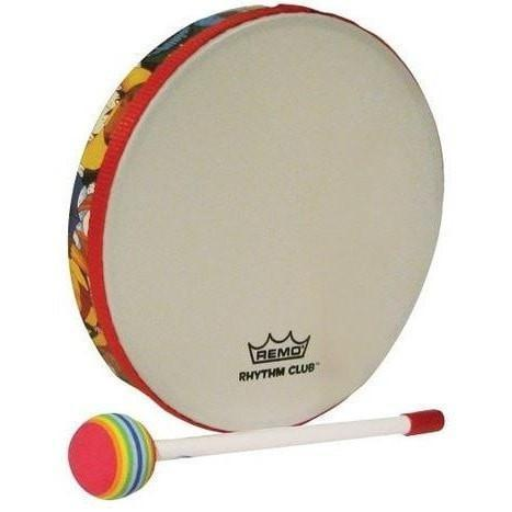 Rhythm Club 8 Inch Hand Drum