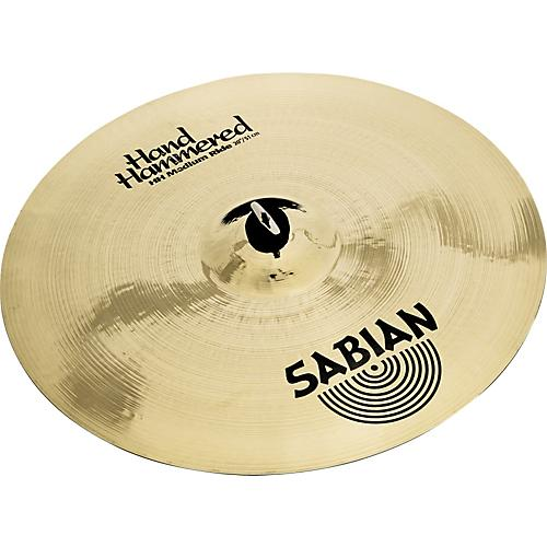 "Sabian Hand Hammered 20"" Medium Ride."