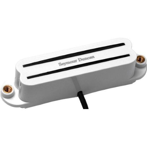 Seymour Duncan SHR-1 Hot Rails Humbucker Pickup Neck White.