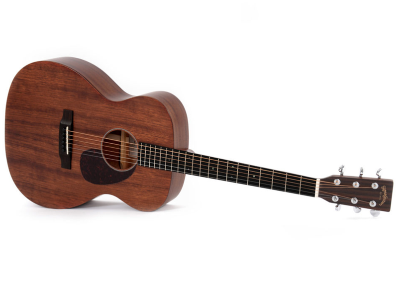 Sigma 000M-15S Acoustic Guitar with Solid Mahogany Top.