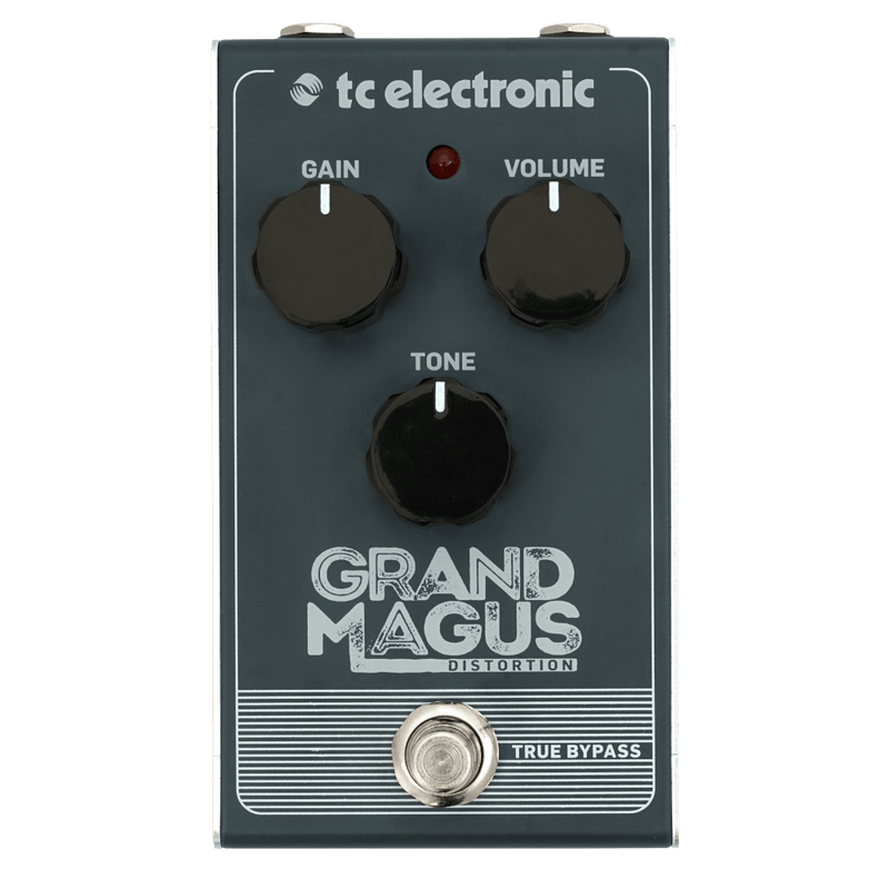 TC Electronic Grand Magus Distortion.