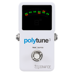 TC Electronic Polytune 3 Guitar/Bass Tuner