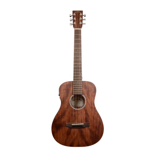 Sigma Acoustic/Electric Travel TM-15E Guitar.