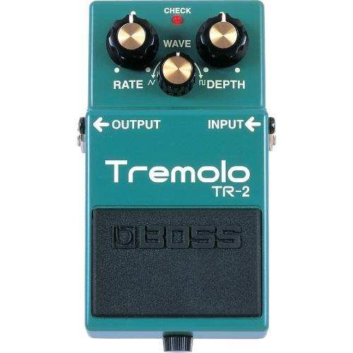 BOSS TR-2 Tremolo at Five Star Music 102 Maroondah Highway Ringwood Melbourne Music Guitar Store.