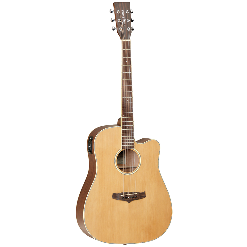 Tanglewood TW10 Winterleaf Dreadnought C/E Acoustic.